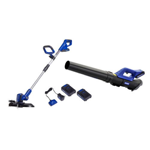 20V String TrimmerJETFAN Blower combo kit