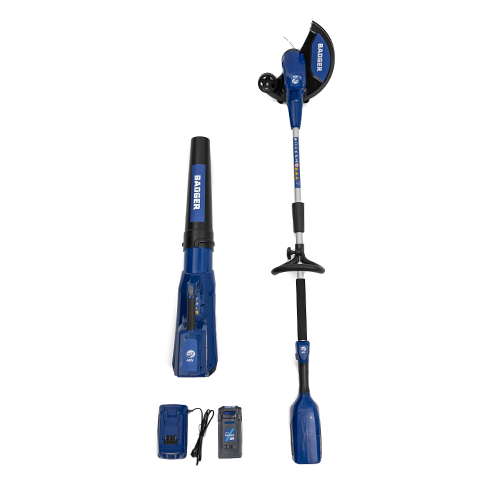 RS - 40V String Trimmer and Jet Blower Combo Kit