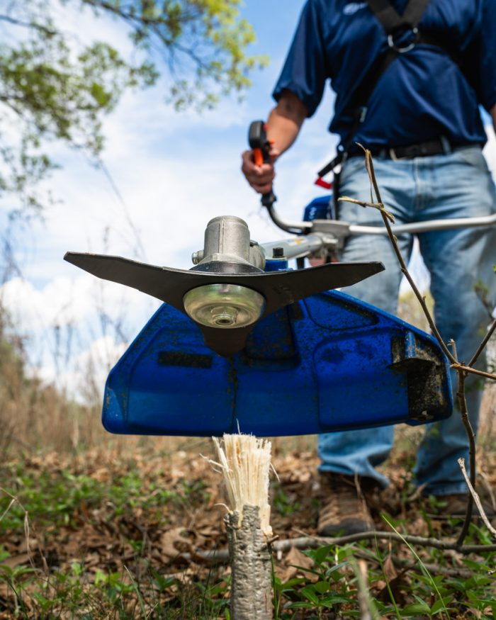 52cc String Trimmer from Wild Badger Power