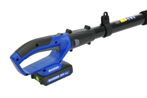 Battery Powered Telescoping Pole Saw Handle