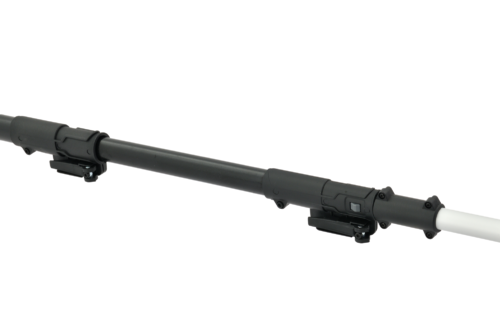 Battery Powered Cordless Telescoping Pole Saw Shaft