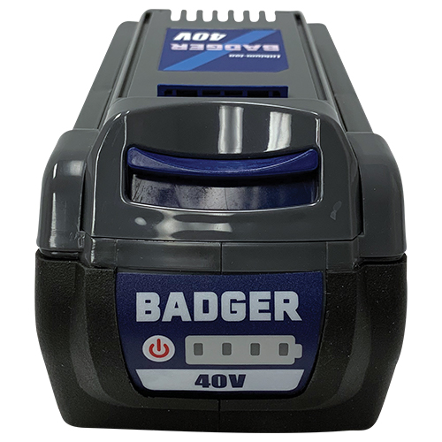 Wild Badger Power 40V 2.5 AH Battery