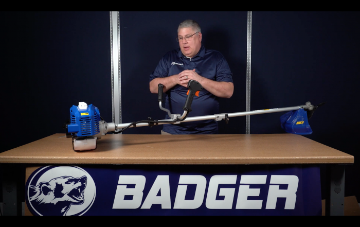 Wild Badger Power 52CC 2-Cycle Brush Cutter / String Trimmer Starting Procedure
