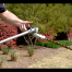 Wild Badger Power Link-On Articulating Hedge Trimmer Attachment Assembly